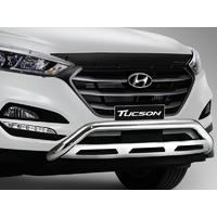 2018 Hyundai Tucson Alloy Nudge Bar - Low Mount