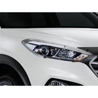 2018 Hyundai Tucson Headlight Protectors (set of 2)