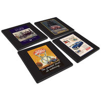 Ford Heritage Drink Coasters (set of 4)